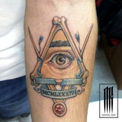 татуировки символы