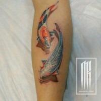татуировка реализм