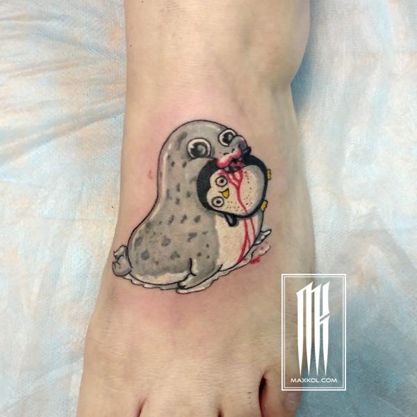милые татуировки