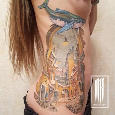 татуировка в санкт петербурге