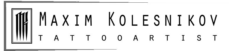 Максим Колесников Logo
