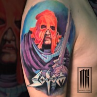 татуировка содом