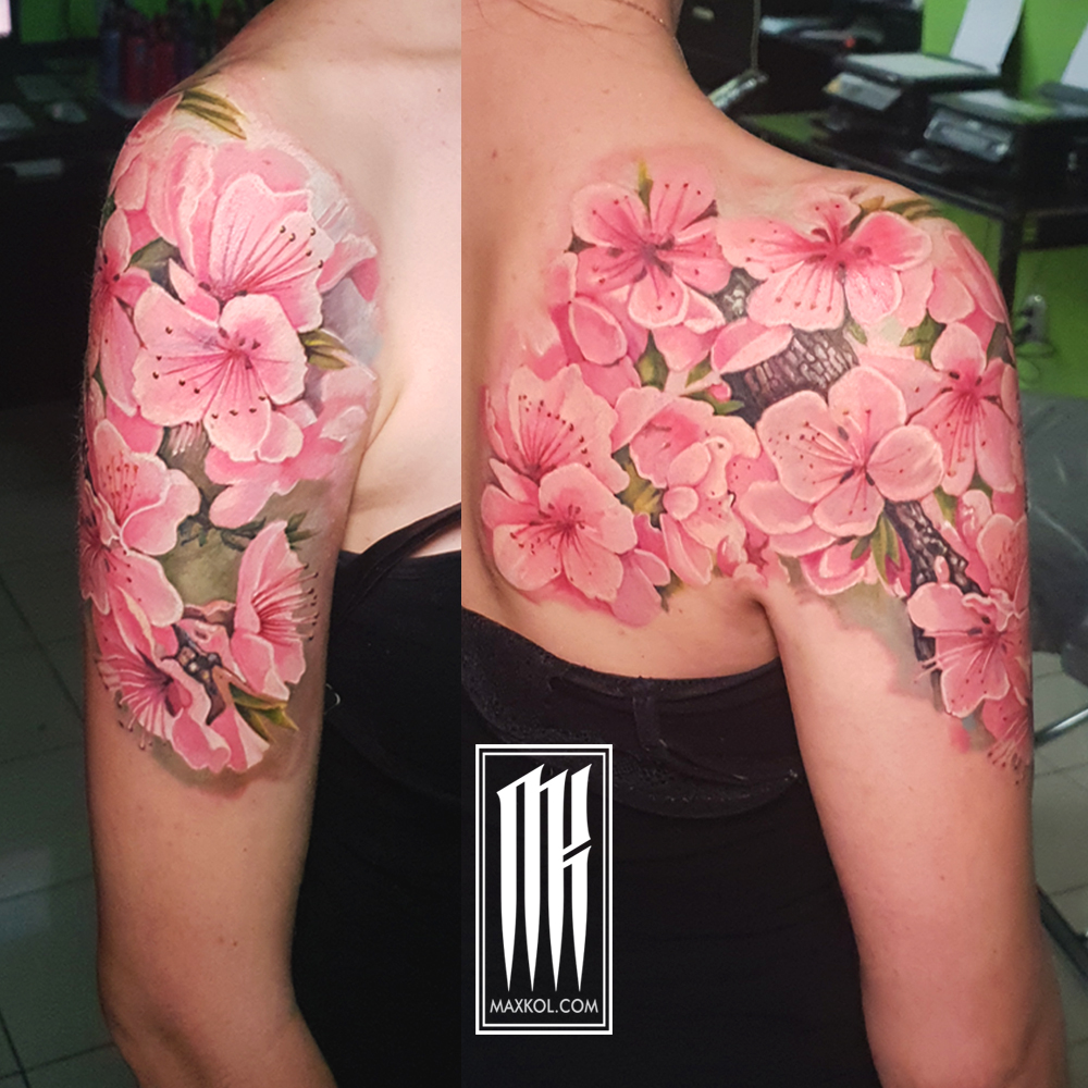 sakura tattoo